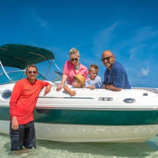 family experience in cayman island