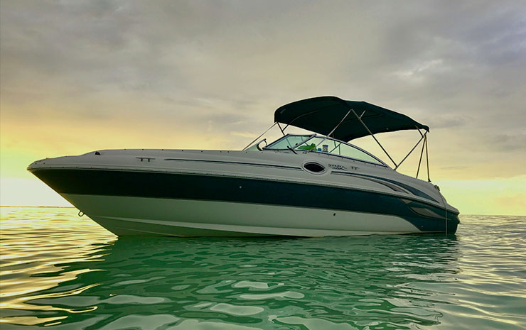 Crazy Crab: Grand Cayman Private Boat Charters | Book Now