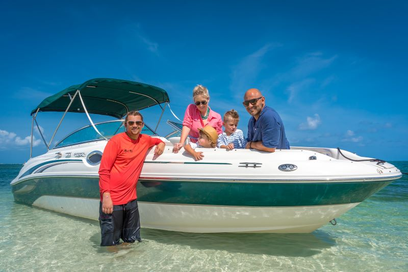 family activities in Grand Cayman